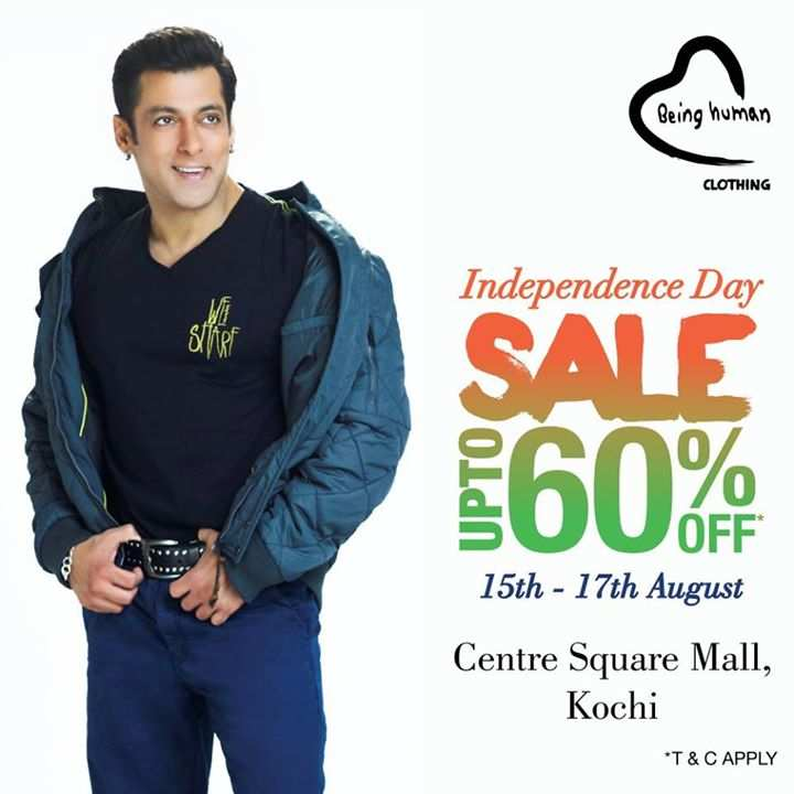 Being human clothing online india