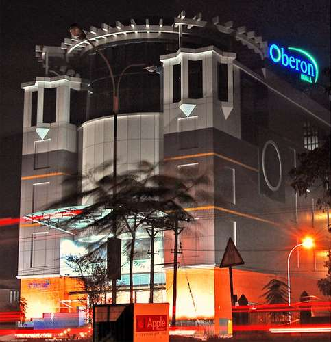 Oberon Mall Kochi Shopping Malls In Kerala Mallsmarket Com